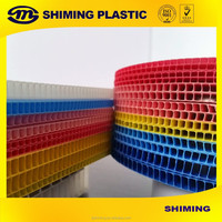 pp plastic Corrugated Extruded Sheet