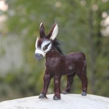 Newest new arrival plush donkey finger puppet