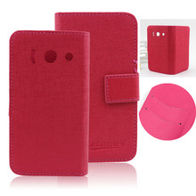 wholesale wallet leather phone case for huawei ascend y300