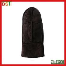 women fashion winer leather gloves,leather glove mitten