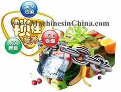 Vacuum sealing machine Sealing Machine Vegetables Fruit Supermarket Packer Built-in Dishes Machine