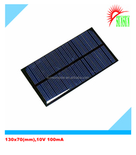 Epoxy resin 10 volt 1 watt solar panel