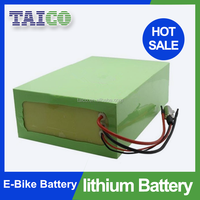 Lithium ion Battery 12V Light Weight Battery Packs 14Ah Electric Bike Battery