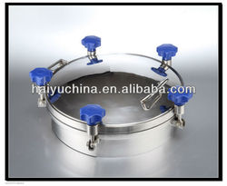 Stainless Steel, Pressure Vessel Manhole Cover, Hgh quality