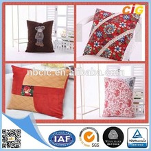 Comfortable Home Polyester Backrest Floor Sofa Cushion, Seat Cushion
