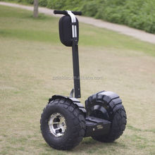 Wind Rover V6+ 72V Panasonic lithium battery personal transporter China electric chariot
