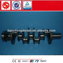 Cummins 3929036 Cigüeñal, 4B 4BT 4BTA motor Cigüeñal para Dongfeng camion, 3929036