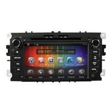 Android 4.4.4 system car gps navigation system for Ford Mondeo