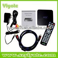 media player codec AML8726-MX android 4.2 xbmc tv box