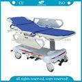 AG-HS008 boa qualidade hospitalar móvel hidráulico maca de emergência