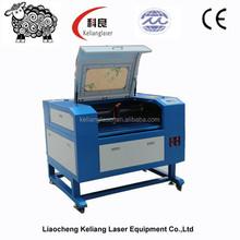 2015 new design advanced laser engraving machine 400*600mm price , cheap laser engraver KL460