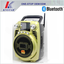 Bluetooth super bass radio with am fm sw bands RX-BT03