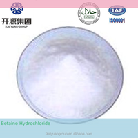 High quality Betaine hydrochloride(Feed Preservatives)98% CAS#107-43-7 best service discount price from china