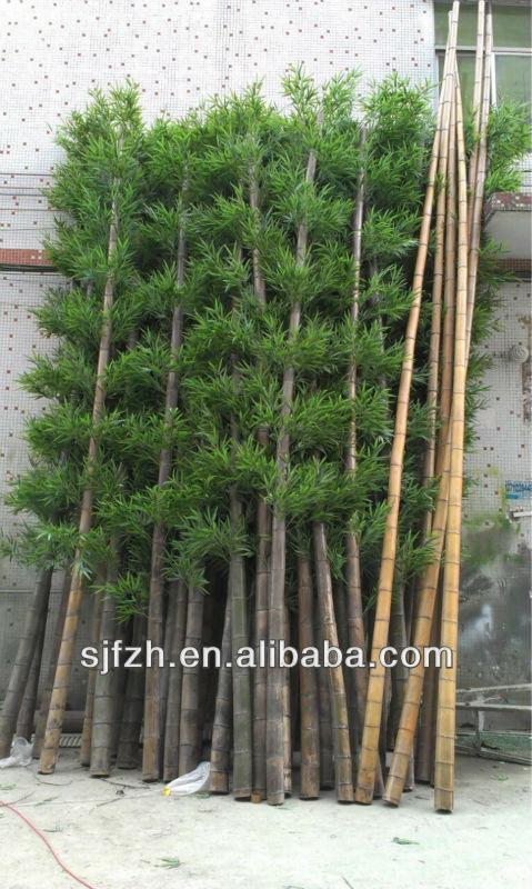Personnalis ext rieure 800 cm bambou artificielle faux for Faux bambou