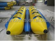2015 hot sale inflatable banana boat double row A9026