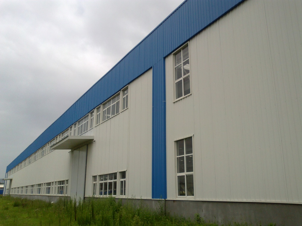 how to build a cold storage warehouse