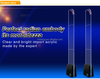 crystal EAS garment rf safety antenna , eas alarm system anti theft , rf clothing anti shoplifting system with imported material