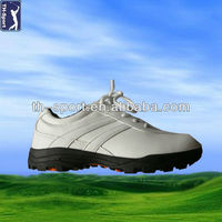 Golf Shoes With Soft Spikes For Men