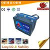 high CCA Rechargeable agm 12v 65ah truck mf battery automotive battery