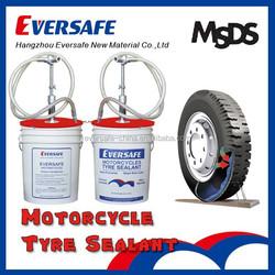 Flat Free Eversafe Tire Sealant Anti Puncture Tire Sealant Motorcycle Latex Tire Sealant for emergency use