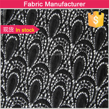 Fashion lace fabric in stock new style
