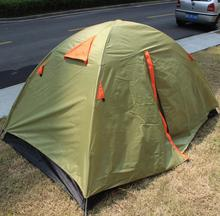 Professional cotton canvas tipi tent camping telescopic tent pole