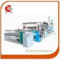 Casting Machine Line Production For PE Roll Film