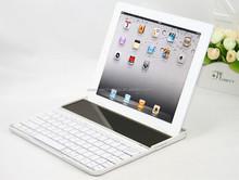 Trade assurance Solar Aluminum bluetooth keyboard for Ipad Air