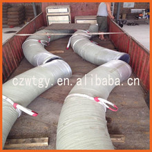 Third party inspection gi steel pipe bend with longer price validity
