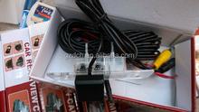 car camera for SKODA OCTAVIA(ORIGINAL LAMP) Dynamic line build-in Camera optional WS-861