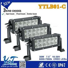 car lights led Round car light LED work light with flexible arm