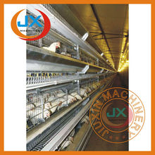 Brand new big capacity 4 tiers 240 birds H type automatic chicken layer cages