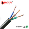 PVC different types of electrical cables