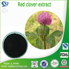 Hot selling Red clover extract with low price, factory supply red clover extract