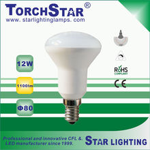12W LED lighting bulb R80-12W-PA-01