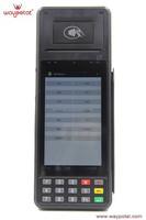 WAYPOTAT android edc pos terminal with fingerprint barcode- vpos3385