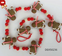 2015 new innovative products christmas garland for home decor