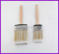 Professional supply kind bristle and wooden handle paint brush/bristle paint brush/handle paint brush