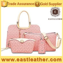 E1102 china suppliers hand bags stylish sets tote women bag
