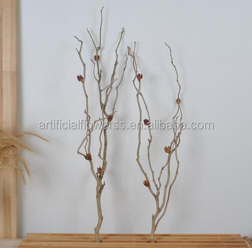 R el sec branche d 39 arbre en bois d coration pour le - Rami decorativi legno ...