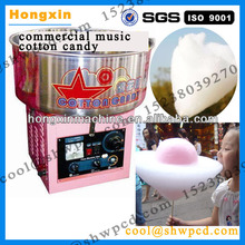 commercial automatic candy floss machine