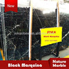 Black marquina marble stone hot sale in 2015