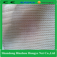 high quality best price HDPE knitted soft debris net/safety net