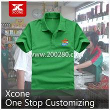 Different color collar 100% hemp vietnam polo shirt