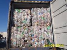HDPE Plastic Milk Pet bottle Scrap
