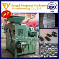 New technology Quality products charcoal coal /lime powder briquette machine price