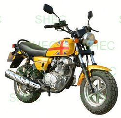 Motorcycle 50cc to 250cc street legal motorcycle 200cc
