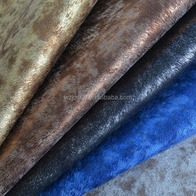 2015 New Product Synthetic Pu Shoe Material Leather