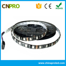 waterproof black board flexible 12v 5050 led strip lights for cars warm white/white/red/green/blue/rgb ce rohs