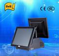 Caliente venta! táctil resistiva POS Terminal de Windows OS / Linux OS PC todo-en-uno 500 G HDD
